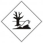 11. Знак: Загрязнитель моря